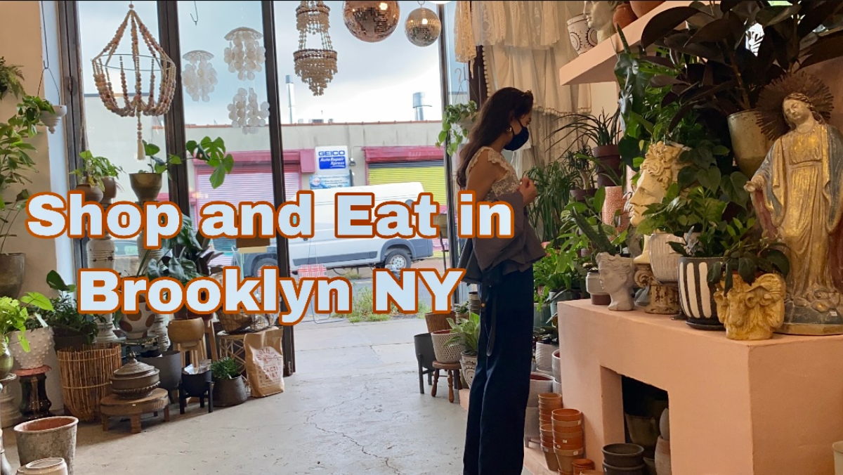 Shop and Eat in Brooklyn NY